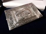 Икона. Богородица. Казанская Б. М. Серебро 925 прб., фото №8