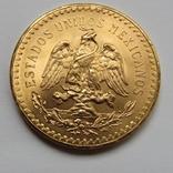 50 песо 1947 г. Мексика, фото №7