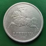 10 лит Литва 1936 г., фото №2
