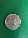 Куба 20 сентаво 1949 г.серебро, фото №2