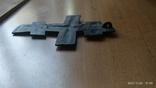 Крест 8,5см, фото №4