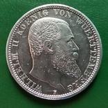 2 марки Вюртемберг 1912 г., фото №2