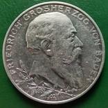 2 марки Баден 1902 г., фото №2