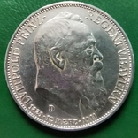 3 марки Бавария 1911 г., фото №3