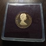 50 долларов 1977г.Каймановые о-ва.Королева Мэри., фото №4