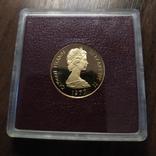50 долларов 1977г.Каймановые о-ва.Королева Мэри., фото №5