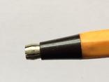 Ручка КимеК ц.30 коп. жёлтая, фото №4