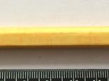 Ручка КимеК ц.30 коп. белая, фото №3