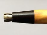 Ручка КимеК ц.30 коп. белая, фото №4