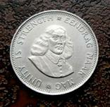 20 центов ЮАР 1964 состояние серебро, фото №4