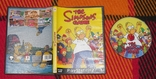 DVD PS2 The Simpsons, фото №2