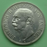 3 марки. Анхальт. 1911 год., фото №2