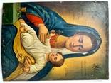 Икона Богородицы Неисчерпаемых Чудес Радость, фото №3