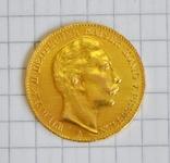 20 марок 1910, золото, фото №2