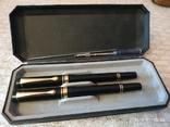 Ручки Iridium point Germany перьевая и шариковая, фото №2