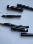Ручки Iridium point Germany перьевая и шариковая, фото №5
