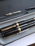 Ручки Iridium point Germany перьевая и шариковая, фото №6