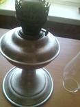 Лампа керосиновая со стеклом ( № 3 ), фото №5