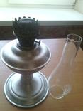 Лампа керосиновая со стеклом ( № 3 ), фото №7
