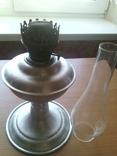 Лампа керосиновая со стеклом ( № 3 ), фото №8