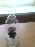 Лампа керосиновая со стеклом ( № 4 ), фото №3
