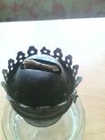 Лампа керосиновая со стеклом ( № 4 ), фото №7