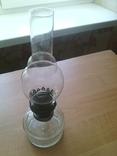 Лампа керосиновая со стеклом ( № 4 ), фото №2