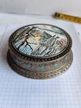 Шкатулка металл, фото №10