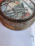 Шкатулка металл, фото №11