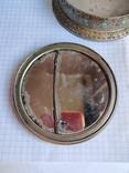 Шкатулка металл, фото №12
