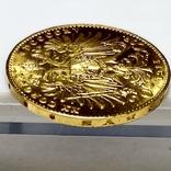 20 крон (рестрайк) 1915. Австро-Венгрия (золото 900, вес 6,78 г), фото №7