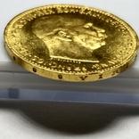 20 крон (рестрайк) 1915. Австро-Венгрия (золото 900, вес 6,78 г), фото №9
