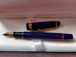 Ручка перьевая Inoxcrom, золото 23, 6 карата, фото №5