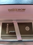 Ручка перьевая Inoxcrom, золото 23, 6 карата, фото №9