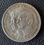 3 марки Анхальт 1914 год, фото №2