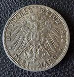 3 марки Анхальт 1914 год, фото №3