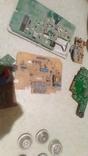 Платы от советских и импортных телефонных аппаратов, фото №3
