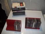 Видеокассеты и аудиокассеты, фото №3