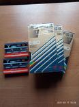 3 видео и 2 аудио кассеты- новые, фото №2