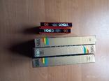 3 видео и 2 аудио кассеты- новые, фото №4