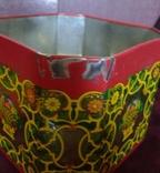 Красный Октябрь железная коробка, фото №9