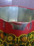 Красный Октябрь железная коробка, фото №11