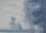 Картина, Добрий ранок, 15х20 см. Живопис на полотні, фото №4
