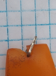 Подвеска янтарь 875 проба, фото №8