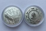 Новинка 2021 Год Быка Лунар от Royal Australian Mint, фото №7