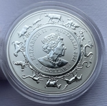 Новинка 2021 Год Быка Лунар от Royal Australian Mint, фото №9
