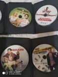 8 дисков с фильмами, фото №6