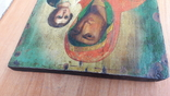 Икона Божьей Матери с Иисусом.( дерево) 1., фото №7
