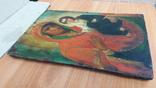 Икона Божьей Матери с Иисусом.( дерево) 1., фото №9