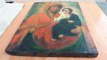 Икона Божьей Матери с Иисусом.( дерево) 1., фото №10